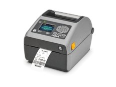 Термо-принтер этикеток Zebra ZD620 203dpi, USB, USB Host, BTLE, Serial, Ethernet, Dispenser (Peeler), с дисплеем LCD арт. ZD62142-D1EF00EZ