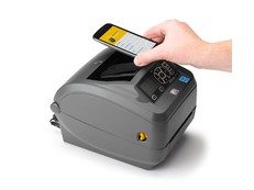 Термотрансферный принтер этикеток Zebra ZD500TT 203dpi, RS232, USB, LPT, Ethernet, 802.11 a/b/g/n and Bluetooth, Dispenser (Peel), RFID-UHF ROW арт. ZD50042-T1E3R2FZ